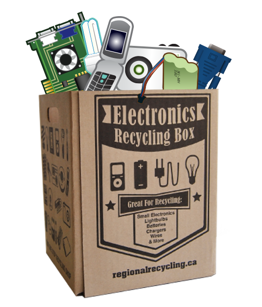 FREE Electronics Recycling Burnaby